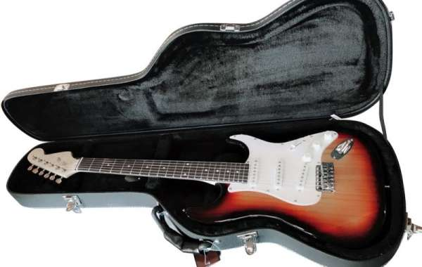 Electric guitar is a technological advancement of folk guitar
