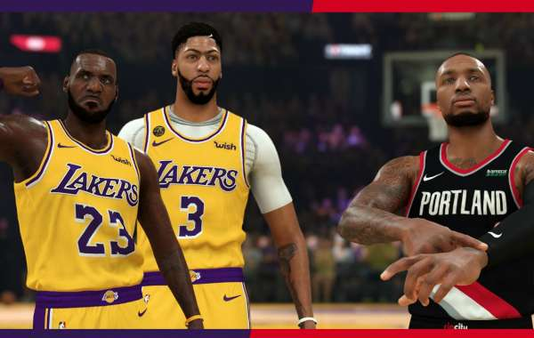 NBA 2K21 releases as a release title for the Xbox Series X