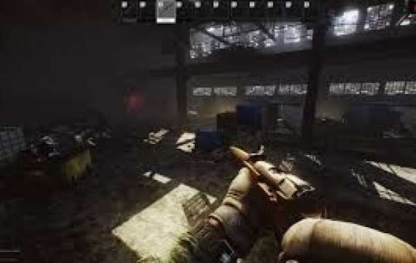 This is not the most dazzling firearms Tarkov